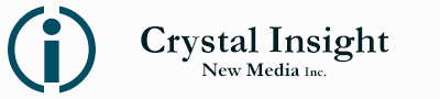 Crystal Insight New Media Logo